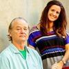 Билл Мюррей зафотобомбил фотосессию влюбленной пары