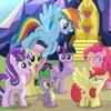 Спасти Понивилль: вышел трейлер мультфильма «My Little Pony»