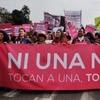 В Перу 50 тысяч человек вышли на марш против гендерного насилия