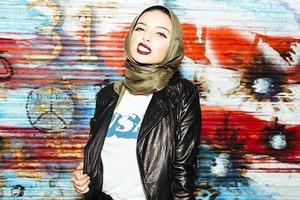 Для Playboy впервые снялась мусульманка  в хиджабе