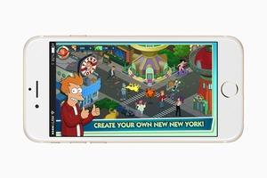 С возвращением: Мобильная игра «Futurama: Worlds of Tomorrow»
