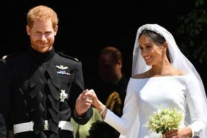 Что было на свадьбе Принца Гарри и Меган Маркл