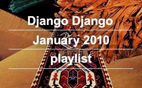 Плейлист: Django Django