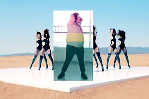 It's Britney, bitch: Фанат вклеил себя в клип Бритни