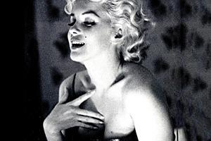 Мэрилин Монро в рекламном ролике Chanel No.5
