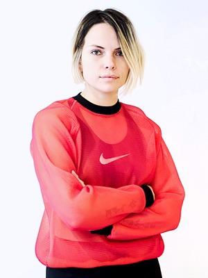 Даша Сельянова,  дизайнер марки ZDDZ