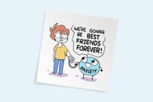 На кого подписаться: Комиксы о ежедневной борьбе с Жизнью