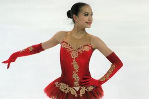 Российские фигуристки побили два мировых рекорда за десять минут