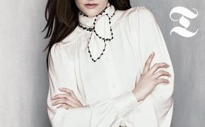 Тенденция: белая рубашка