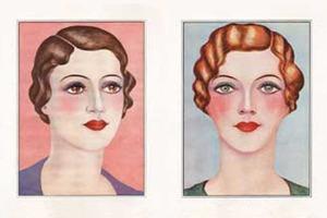 В закладки: Блог  о винтажной моде, красоте  и причёсках Glamour Daze