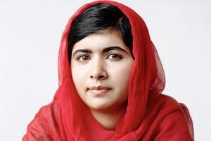 Нобелевскую премию мира присудили Малале Юсуфзай