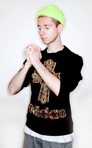 Александр Зубрилин, младший редактор моды Interview