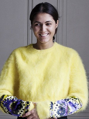 Мона Ал-Шаалан, дизайнер мужской одежды