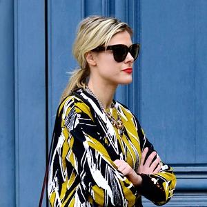 Гости Парижской недели моды FW13, часть 1