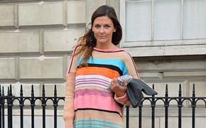 London Fashion Week: Уличный стиль, часть 3