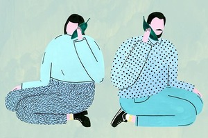Семейный дуэт:  Как работать вместе  и не разругаться