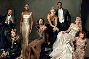 Равноправие на «голливудской» обложке Vanity Fair