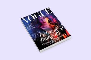 На обложке французского Vogue впервые появится модель-трансгендер