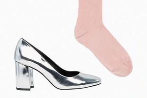 Комбо: Туфли с носками