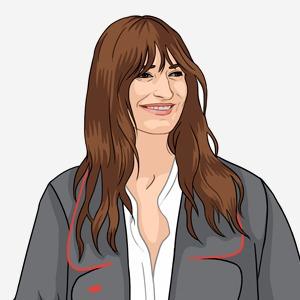Каролин де Мэгре, модель и музыкальный продюсер