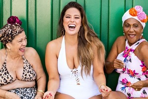 Sports Illustrated опубликовал съёмку  с реальными женщинами