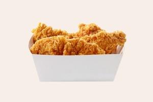 KFC выпустили бомбочку для ванны с ароматом куриных крылышек