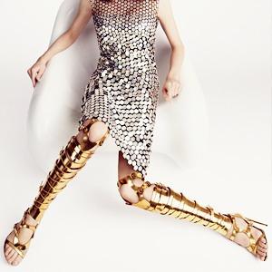 По колено: Как менялась мода на сапоги