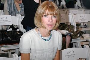 Анна Винтур названа самой влиятельной женщиной  в медиа