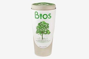 Урна для праха Bios,  из которой можно вырастить дерево