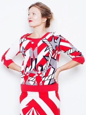 Коллекционер винтажа Ольга Самодумова  о любимых нарядах