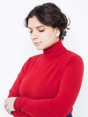Маркетолог «Цветного»  Полина Ситковская  о любимых нарядах