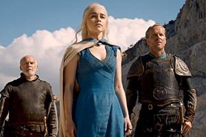 Все родные лица в трейлере «Игры престолов»