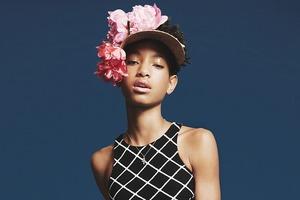 Уиллоу Смит стала новым лицом Chanel
