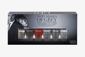 Набор лаков OPI  Fifty Shades of Grey