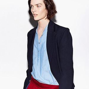 Юлия Выдолоб о девушках  в мужской одежде