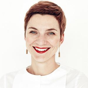 Арт-директор RuArts Катрин Борисов  о любимой косметике