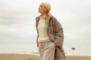 62-летняя модель Oldushka снялась в лукбуке 12Storeez