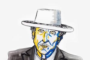 Лауреатом Нобелевской премии по литературе стал Боб Дилан
