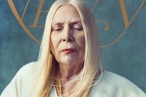 New York Magazine поставили на обложку номера Джони Митчелл
