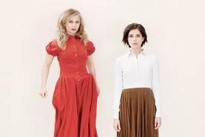 Две крайности: Толоконникова и Алехина  в Vogue