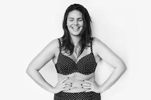 Плюс-сайз-модель Эшли Грэхэм прочитала лекцию о любви к своему телу