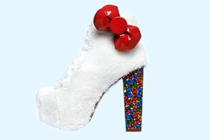 Jeffrey Campbell посвятили коллекцию обуви Hello Kitty