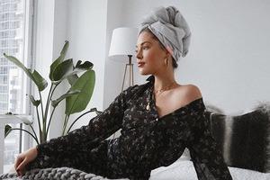 Bathleisure: Роскошные наряды из банной одежды