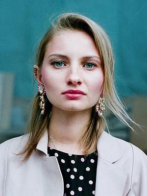 Маша Мел,  фотограф и редактор  журнала Vrag