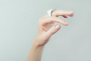 Nimb: открыт сбор средств на кольцо с тревожной кнопкой