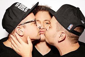 Немецкий GQ против гомофобии в России