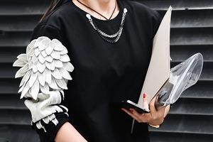 Блогер Эстер Шенкман  о Нью-Йоркской  неделе моды