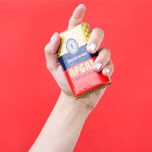Нейл-арт недели:  Мыло «Арбат»