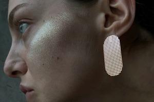 Российская марка 55: Минималистичные кольца и серьги