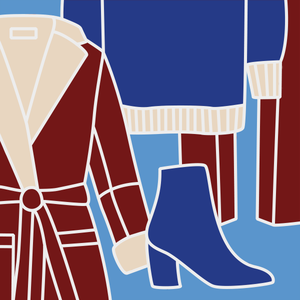 Что носить зимой: 10 уютных образов